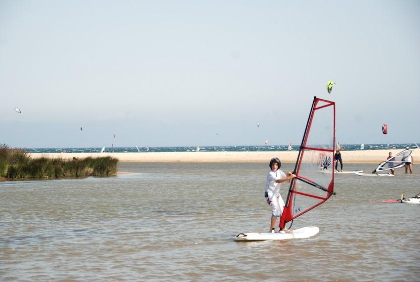 Dragon Tarifa - Learn to windsurf