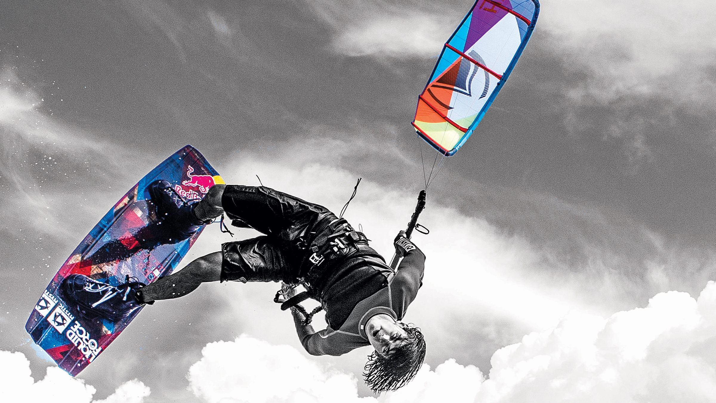 How to do handle pass in kiteboarding.