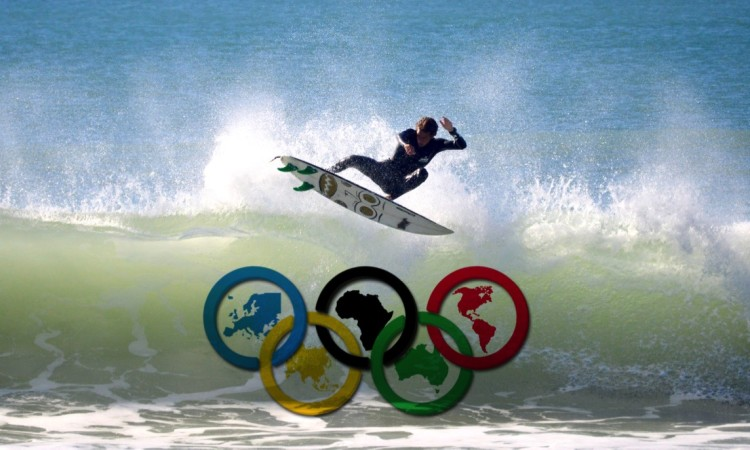 Surfing at the Summer Olympics in Tokyo 2020